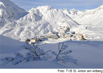 St. Christoph am Arlberg