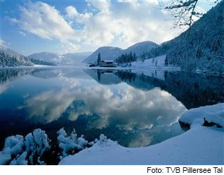 Pillersee im Winter